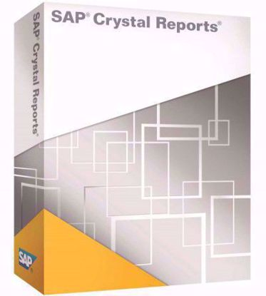 Crystal report 2016
